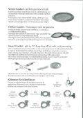 Packningar till klämflänskopplingar (TC) - Saniflex - Page 3