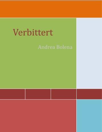 war - Andrea Bolena