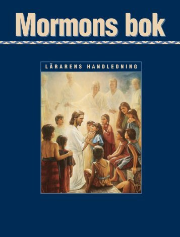 Mormons bok - Seminaries & Institutes of Religion