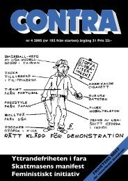 Nummer 4 2005 - Contra