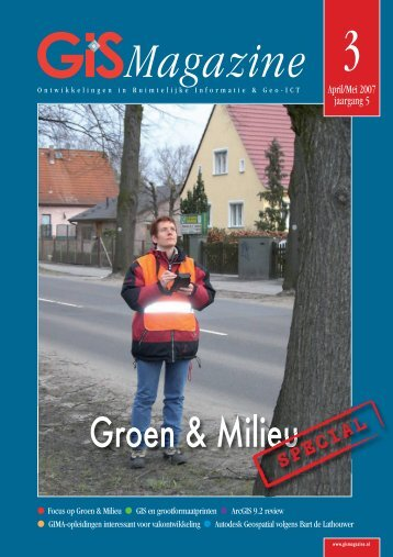 downloaden - GIS Magazine
