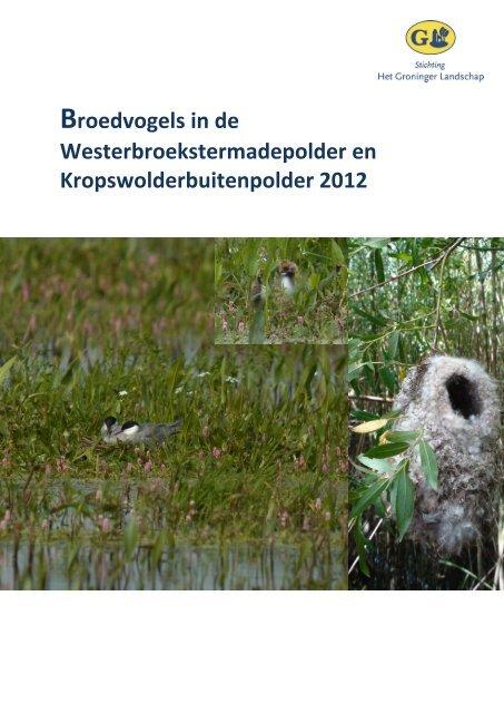 2012 - Stichting Het Groninger Landschap