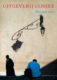voorjaar 2010 - Uitgeverij Cossee