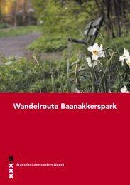 Download wandelroute - Stadsdeel Amsterdam-Noord