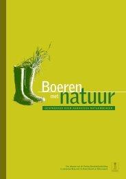 Boeren met natuur - Meetjesland.be