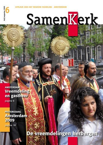 SamenKerk - Bisdom Haarlem