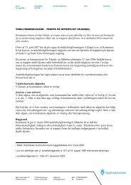 07-07051 Tinglysningsvilkår - trappe på offentligt ... - Vejdirektoratet