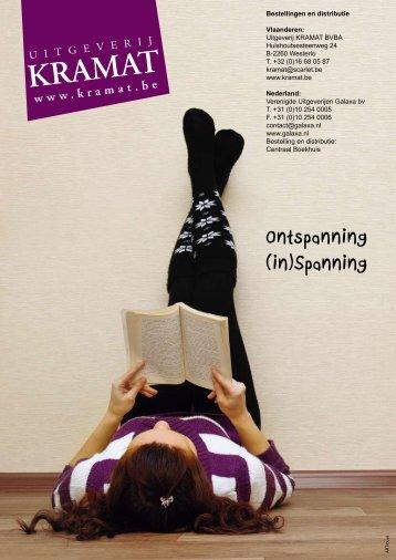 Ontspanning (in)Spanning - Kramat