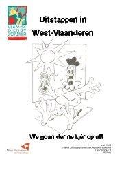 Uitstappenbrochure - Vlaamse Dienst Speelpleinwerk