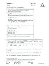 och grundvattenanalyser för 2008 (rapport 1 av 4)