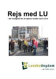 Rejs med 4H - Danmarks Landboungdom