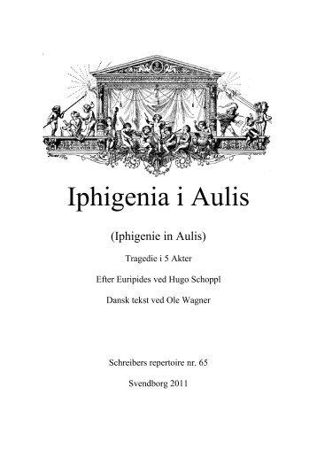 Iphigenia i Aulis