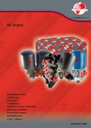 Trucktechnic - Air Dryers - Meritor