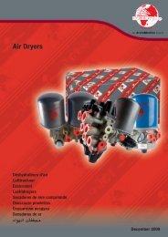 Trucktechnic - Air Dryers - Meritor