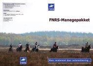 FNRS-Manegepakket Meer rendement door automatisering...