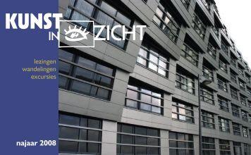 najaar 2008 - Kunst in Zicht