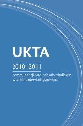 UKTA 2011 - Kommunarbetsgivarna.fi