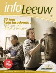infoLeeuw juni 2011 - Gemeente Sint-Pieters-Leeuw