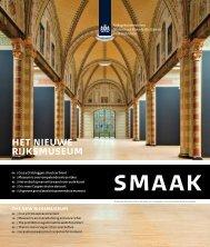 het nieuwe rijksmuseum - Rijksgebouwendienst