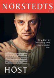 Sista delen av Torka aldrig tårar utan handskar - Norstedts