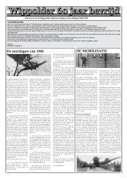 speciale editie Wippolder 60 jaar bevrijd - Belangenvereniging TU ...