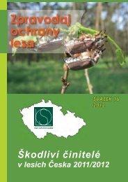 Svazek 16 - Výzkumný ústav lesního hospodářství a myslivosti
