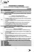 Monsieur Abdeltif MENOUNI Président de la Commission ad-hoc de ... - Page 5