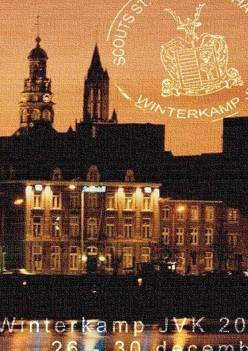 Boekje Maastricht - Sint-Martinus