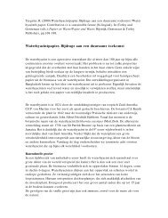 Read at (Dutch)... - Culture in Development