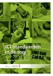 ICT-standaarden in de zorg - Ronde Tafel eHealth
