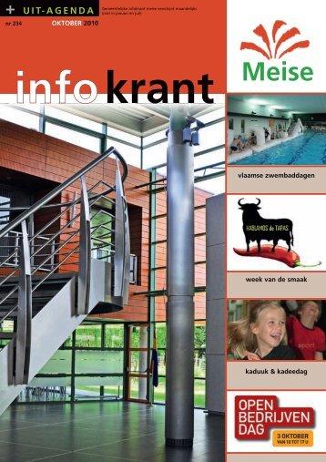 info 234:info 206 - Gemeente Meise