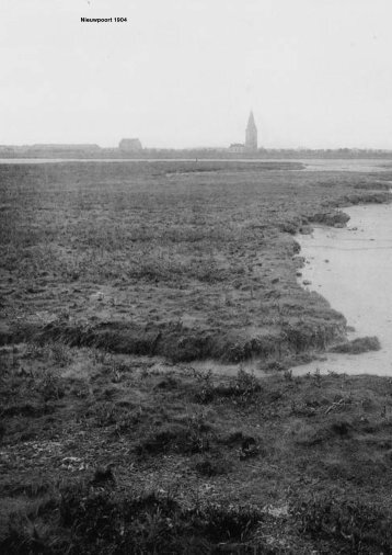 Nieuwpoort 1904 - Recollecting Landscapes