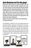 Det udda gänget - Kaikki erilaisia - kaikki samanarvoisia - Page 3