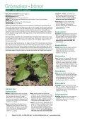 Grönsaker, blommor redskap & tillbehör - Olssons Frö - Page 4