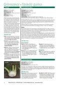 Grönsaker, blommor redskap & tillbehör - Olssons Frö - Page 6