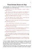 Toen kwam Jezus en riep - Vrije Zendingshulp - Page 3