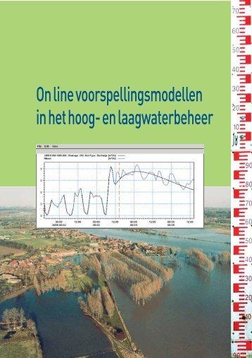 Voorspellingen [942 kB] - Waterbouwkundig Laboratorium