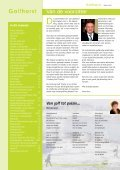 THE GREEN JACKETS - Golfvereniging Golfhorst - Page 2