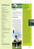 THE GREEN JACKETS - Golfvereniging Golfhorst - Page 3