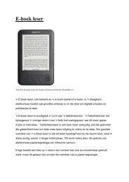 E-Boek Leser - Welkom by Take vir Skole