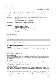 Referat organisationsbestyrelsesmøde 28.01.2013 - Boligkontoret ...