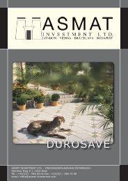 Kataloge Wien Durosave.indd - Asmat Investment