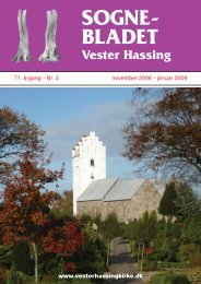 Sogneblad 3.08 ny:Layout 1 - Vester Hassing Kirke