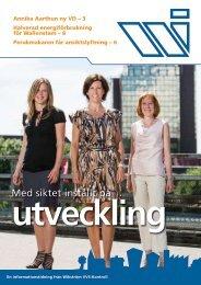 Wikströmstidningen 2012 - Wikström VVS-Kontroll