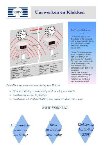 AirTime Folder Nieuw.pdf - Berdo