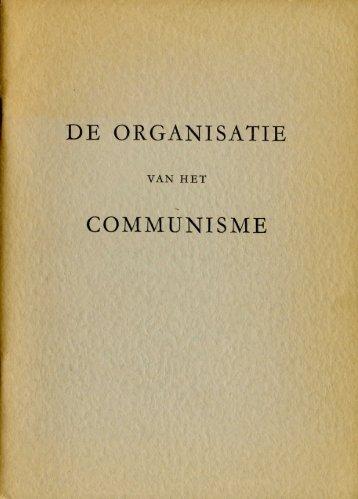 DE ORGANISATIE - Stichting Argus