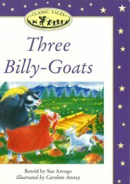 Page 1 Billy-Goats Retold by Sue Arengo Illustrated by Caroline ...