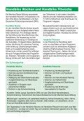 Sport im Rollstuhl und Handbikewochen - Seite 2