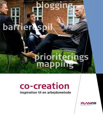 co-creation blogging barrierespil prioriterings mapping