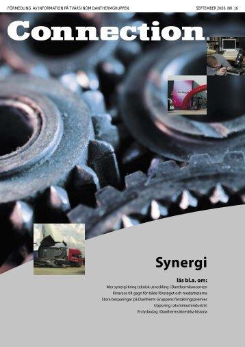 Synergi - Fredskilde & Sørensen A/S